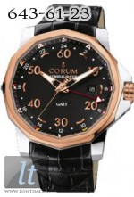 Corum Admiral's Cup GMT 44 383.330.24/0F81 AN12