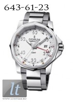 Corum Admiral's Cup GMT 44 383.330.20/V701 AA22