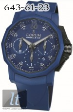 Corum Challenger 44 Chrono Rubber Limited Edition 100 753.807.02_F373 AB