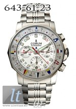Corum Admirals Cup Chronograph 985-630-20-V785-AA32