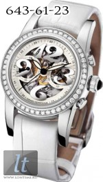 Girard Perregaux Small Chronograph (SS / Skeleton / Leather) 80440D-11A-B11