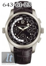 "Girard Perregaux WW.TC ""Hours of the World"" Chronograph 49800-21-651-BA6D"