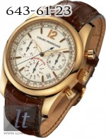 Girard Perregaux Classique Elegance Fly-Back (RG / White / Leather) 49580-52-851-BAGA