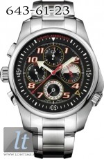 Girard Perregaux R&D 01 Chronograph with inverted push-pieces 49930-11-612A11A