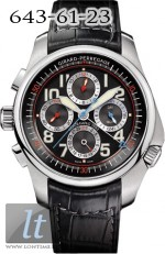 Girard Perregaux Rallye MONTE-CARLO 1983 Historique Chronograph with inverted push-pieces Limited