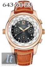 "Girard Perregaux WW.TC ""Hours of the World"" Chronograph 49800.0.52.2742A"