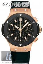 Hublot Evolution Gold Ceramic 301.PM.1780.GR