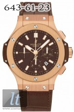 Hublot Evolution Cappuccino Gold 301.PC.3180.GR