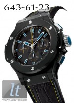 "Hublot Big Bang Black Magic ""amFar"" Limited Edition 100 new model-2011 ""amFar"""