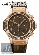 Hublot Tutti Frutti Big Bang Gold