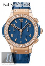 Hublot Dark Blue Diamonds 341.PL.5190.LR.1104
