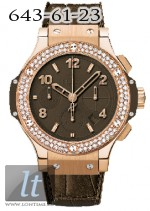 Hublot Brown Diamonds 341.PC.5490.LR.1104