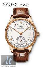 IWC Portuguese Hand-Wound iw5445-03