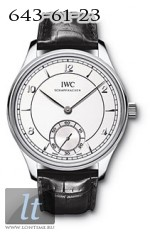 IWC Vintage Portuguese Hand Wound Limited Edition 500 iw5445-05