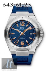 IWC Ingenieur Automatic Mission Earth Edition Adventure Ecology Limited Edition 1000 iw323603
