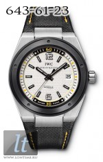 IWC Ingenieur Automatic Climate Action (Steel) IW3234-02