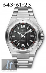 IWC Ingenieur Automatic Mission Earth iw3236-04