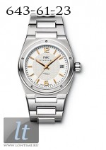 IWC Ingenieur Automatic (Steel / White / Steel) IW3228-01