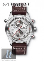 IWC Spitfire Double Chronograph 2007 (Steel) IW3718-02