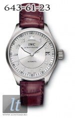 IWC Spitfire Midsize (Claret Leather) IW3256-05