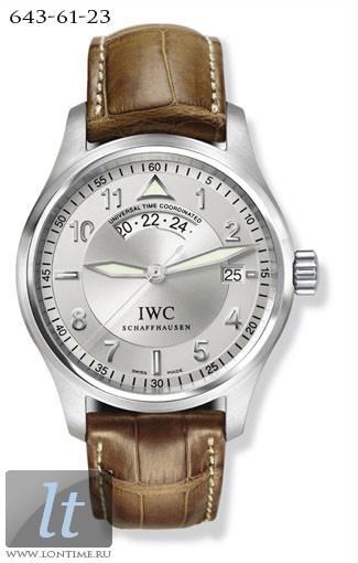 IWC cousteau diver 1953