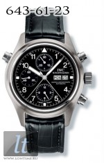 IWC Pilot's Double Chronograph IW3713-03