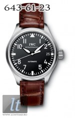 IWC Pilot's Midsize (Brown Strap) IW3256-04