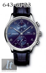 IWC Portuguese Chrono-Automatic Laureus Sport for Good Foundation IW371432