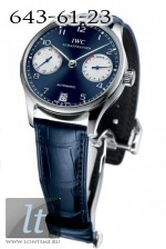 IWC Portuguese Automatic Laureus Limited Edition 2009 IW5001