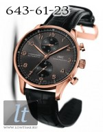 IWC 2010 Portuguese Automatic Chronograph RG IW371482