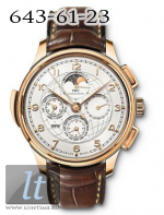 IWC Portuguese Grand Complication RG Limited IW377402