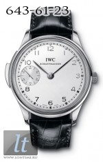 IWC Portuguese Minute Repeater (Pt / White / Leather) IW5242-04