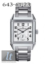 Jaeger LeCoultre  Reverso Squadra Hometime (SS / Silver / SS) Q7008120