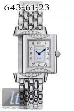 Jaeger LeCoultre  Reverso Duetto Joaillerie (WG / MOP / Diamonds / WG) Q2663113