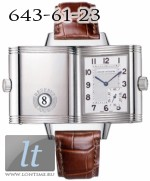 Jaeger LeCoultre  Reverso Grande Reserve (Steel / Leather) Q3018420