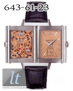 Jaeger LeCoultre  Reverso Art Deco (WG / Gold / Leather) Q270340625B