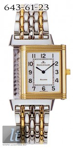 Jaeger LeCoultre Reverso Classique (SS-YG / Silver / SS-YG) Q2505120