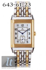 Jaeger LeCoultre  Reverso Grande Taille (SS-YG / Silver / SS-YG) Q2705120
