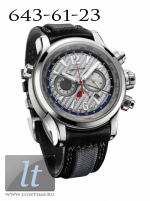 Jaeger LeCoultre Master Compressor Extreme World Chronograph Steel Limited Q1768450