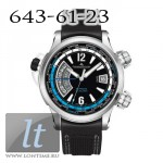 "Jaeger LeCoultre Master Compressor Extreme W-Alarm ""Tides of Time"" Limited"