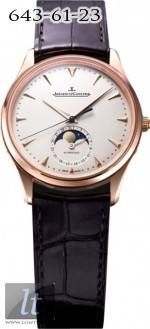 Jaeger LeCoultre Master Ultra Thin Moon 39 Q1362520