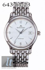 Jaeger LeCoultre  Master Grande Taille (Steel / Silver / Steel) Q1408120