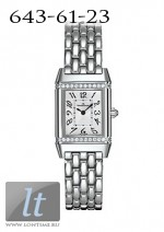 Jaeger LeCoultre  Reverso Lady Jewellery (SS-Diamonds / Silver / SS) Q2648140