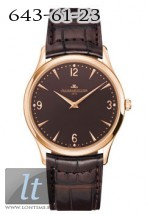 Jaeger LeCoultre  Master Ultra Thin 1833 (RG) 1342450
