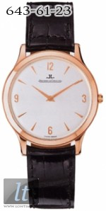 Jaeger LeCoultre  Master Ultra Thin Q1452404