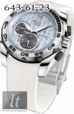 Parmigiani  Pershing 005 Steel PF601398.06white rubber
