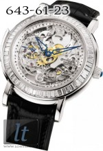 Parmigiani  Toric Minute Repeater GMT Limited Edition PF600534.01
