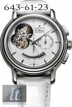 Zenith Chronomaster T Open His Watch For Her 03.0240.4021/01.C664
