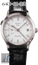 Zenith Dual Time 65.1125.682/02.c490