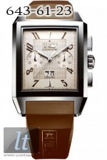Zenith Port Royal Grande Date (SS / Sand / Rubber) 03.0550.4010/01.R513